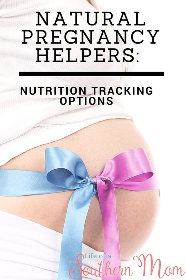 *Guest Post* Natural Pregnancy Helpers: Nutrition Tracking Options