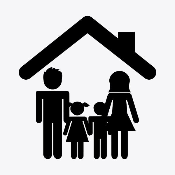 family design , Vector illustration Design eps 10