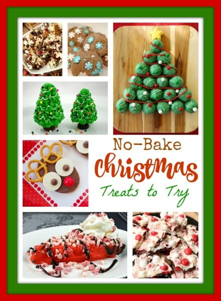 christmas treats tro try no bake