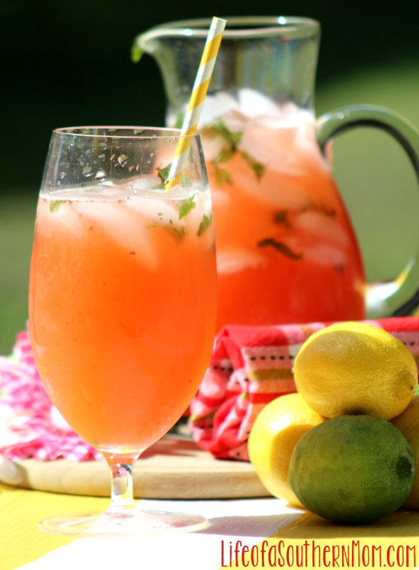 Strawberry Mojito Lemonade 1