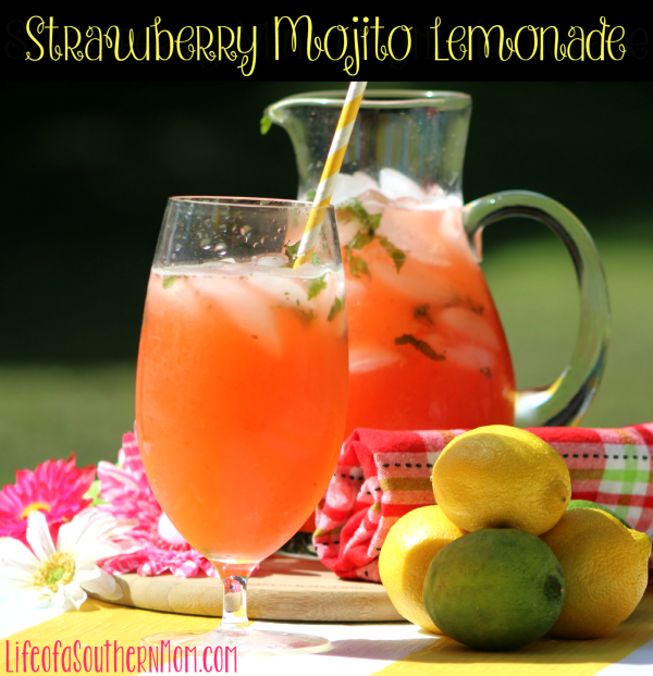 Strawberry Mojito Lemonade2