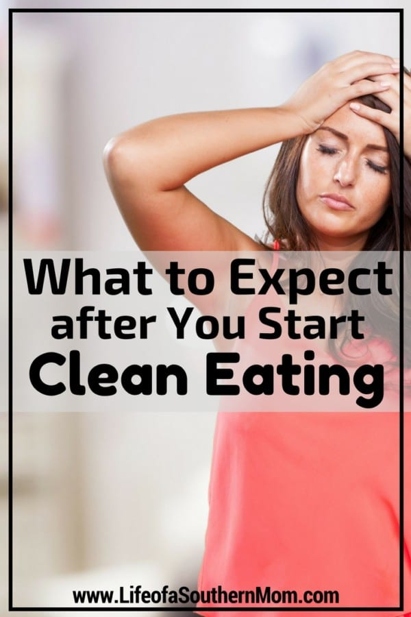Changing your diet for the better should be all easy, but it will be one of the toughest decisions you're going to make. Once you start clean eating, your body is going to experience withdrawals. Your body is used of processed food, extra sodium, fats and sugar – so you might experience unpleasant symptoms the first two to three weeks. Here are a few food detox symptoms that you might experience.