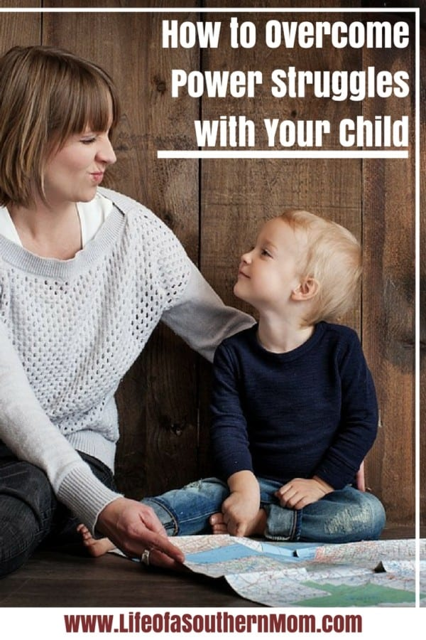 If arguing and throwing a tantrum gets children out of something once, they're probably going to try it again and again. Don't let it happen. Here are a few tips in regard to avoiding power struggles with your kids.