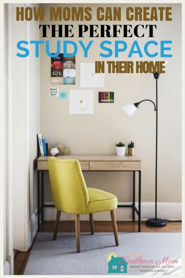 How Moms Can Create the Perfect Study Space in Their Home