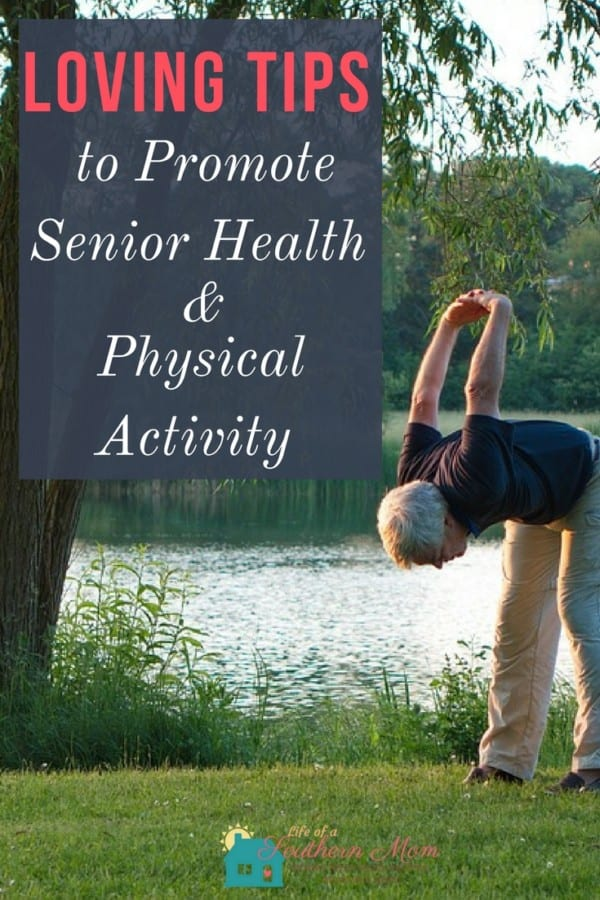 From encouraging low-impact exercises to making physical activity a family affair, these are the best ways to keep your aging loved ones in good physical health.