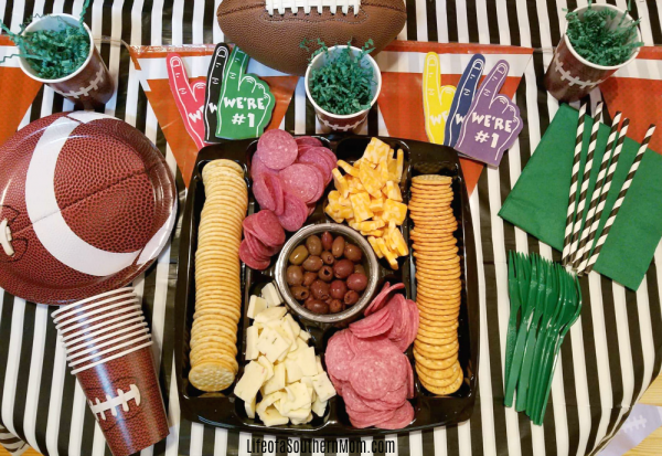 Hormel Gatherings Party Platter