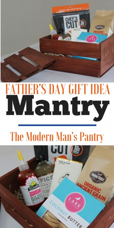 The Modern Man's Pantry